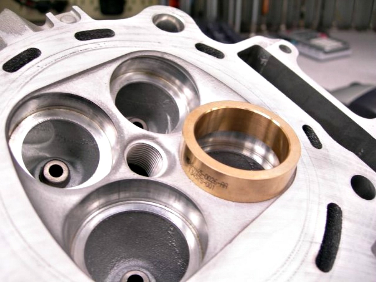 Performance Head Engineering Valve Seat Replacement